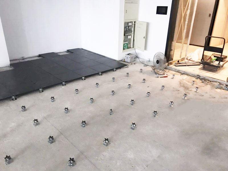 益靖台中高架地板