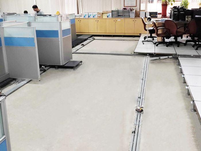 益靖高架地板、合金鋼高架地板、OA高架地板、綠建材高架地板
