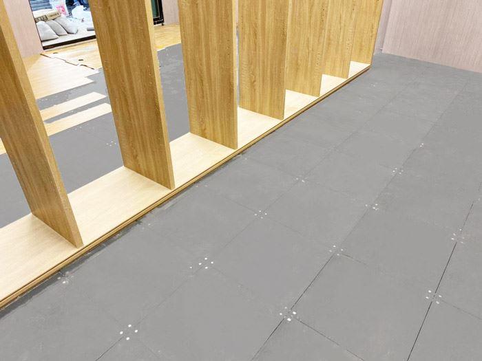 益靖高架地板、合金鋼高架地板、鋁合金高架地板、綠建材高架地板、OA高架地板