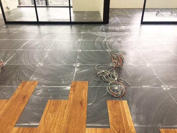 新竹高架地板施工案例
