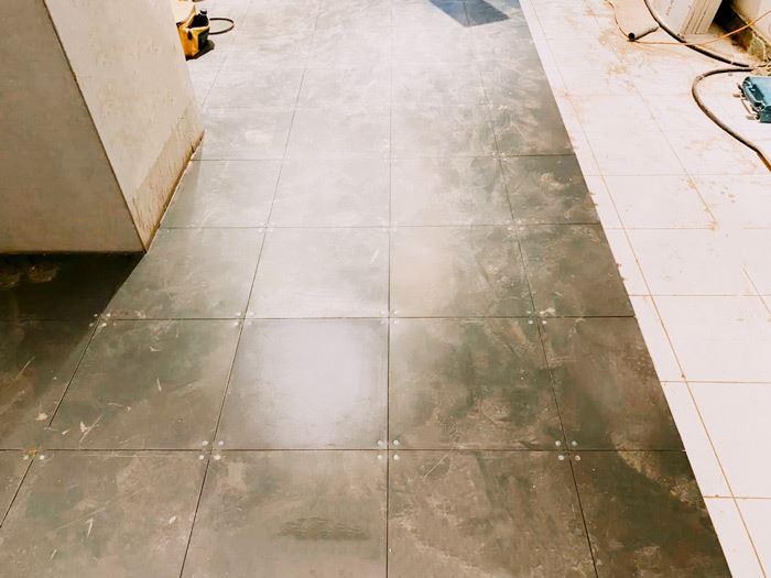 OA高架地板、益靖有限公司專業施工承包咖啡店地板工程