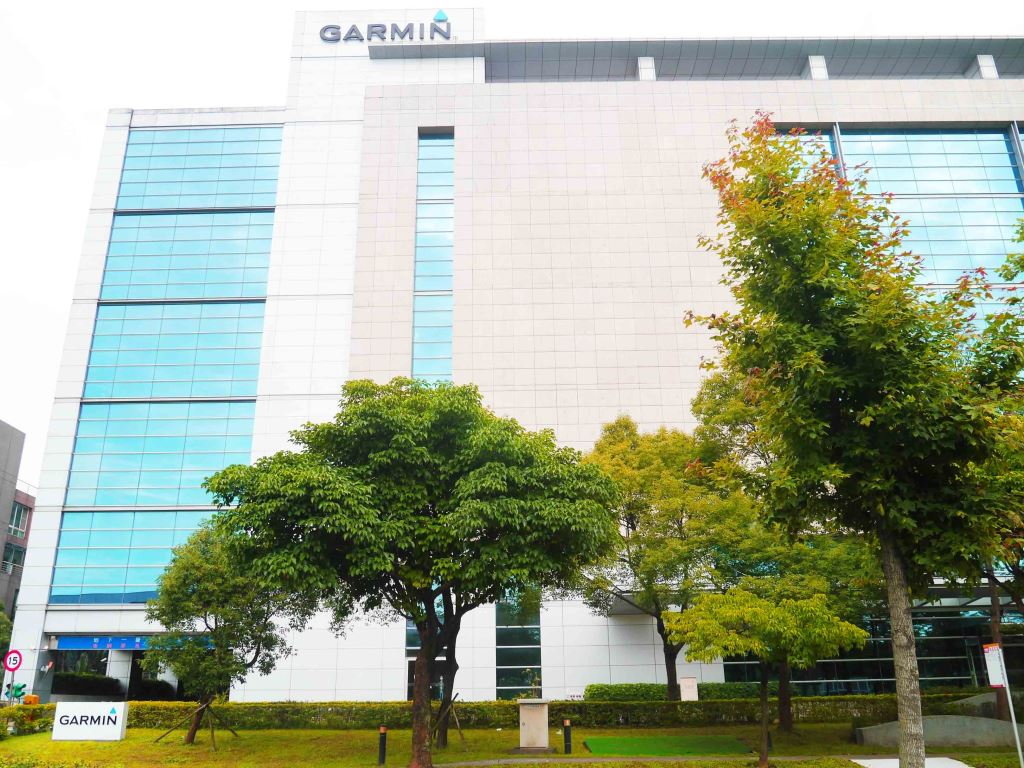GARMIN大樓